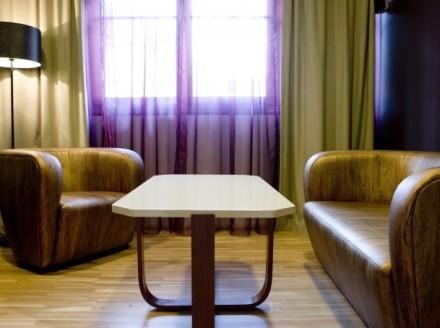Junior Suite - photo copyright Icon hotel